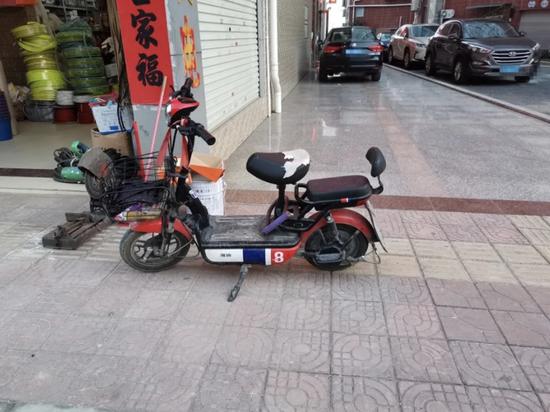 """大亚湾区警察蜀黍处置的那些电动车被盗的""""乌龙""""报警"""