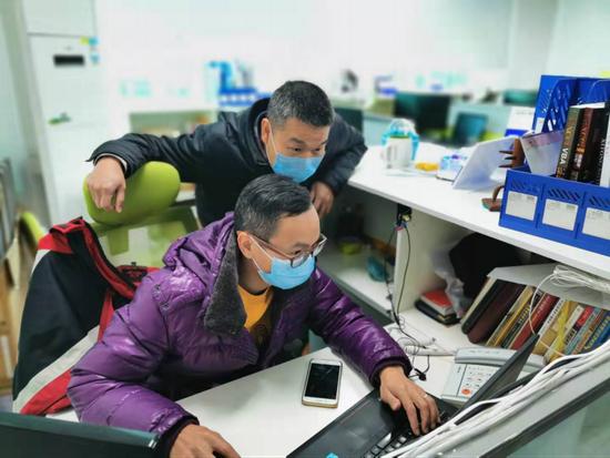 南海区大数据助疫情防控,半天开发信息征集平台