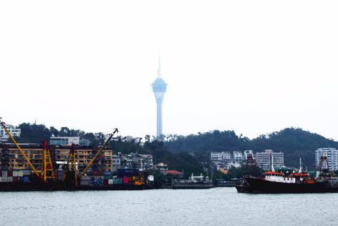 世界第七大奇迹 港珠澳海上之旅