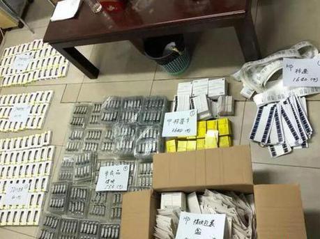 深圳:警方捣毁造假光纤模块团伙 涉案金额高达上百万