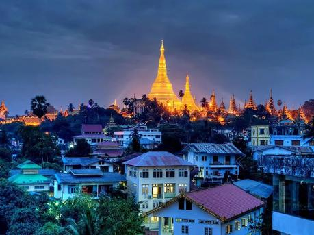到万塔佛国缅甸 将佛系进行到底