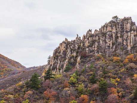 大黑山石头让你感叹自然鬼斧神工