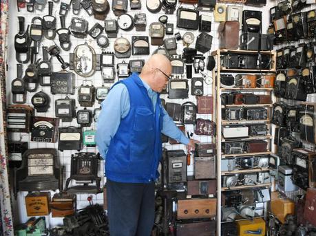 老人收藏近6000件五金工具:反映时代变迁