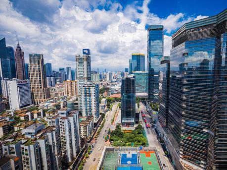 省会城市GDP图谱出炉 广州逆势增长
