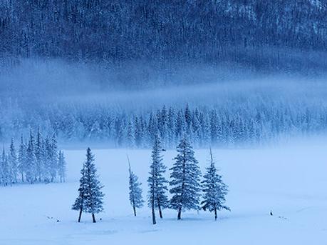 行摄北疆 天山雪云常不开