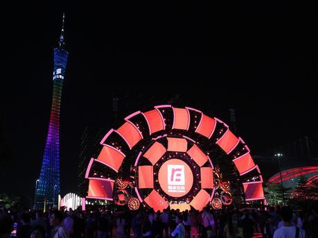 广州国际灯光节预约名额有望大增