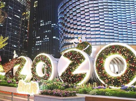 新春嘉年华 深圳开启不一样的花市