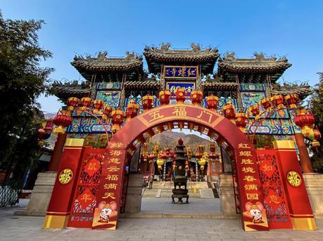 不可错过的京北第一大古刹