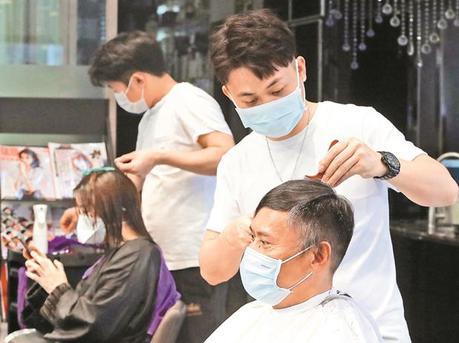 深圳全市理发店复工率达三成
