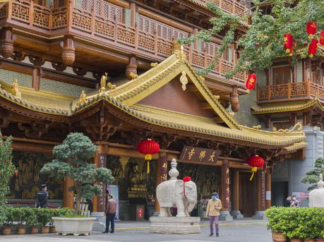 广州大佛寺的前世今生