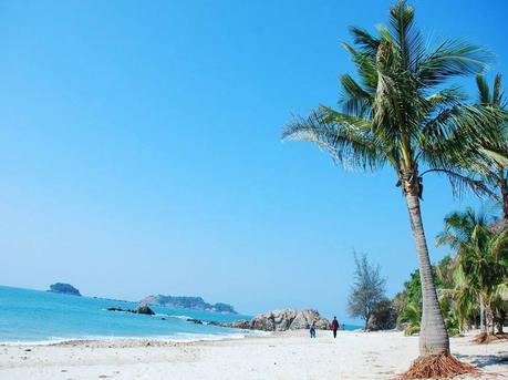 夏日海滩好风景就在惠州
