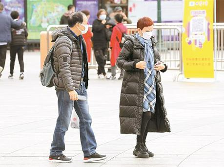 跨年寒潮要来 深圳最低气温5℃