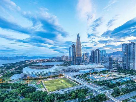 中國百強城市榜北上深位列前三