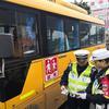 广州交警全警出动保障开学日道路安全畅通
