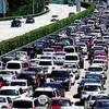 广州各主管部门谈治堵:将滚动推进拥堵节点微改造