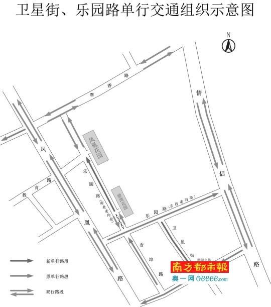 南都讯 记者高志远 从1月9日开始,珠海市又有3条道路要改为单行线了,适应期15天,15天之后对违法单行规定的车辆驾驶员正式处罚。 3条街周六开始改单行   为改善卫星街、乐园路、白合街周边道路交通出行条件,确保道路交通安全畅通,根据《中华人民共和国道路交通安全法》有关规定,交警部门决定从2016年1月9日上午8时起,对上述3条道路实施单向通行交通组织措施。 具体单行方向为:   卫星街的乐园路路口至朝阳路路口段实行北往南单向通行。   乐园路(南北走向路段)的碧湾花园小区门口至凤凰花园小区门口段实行