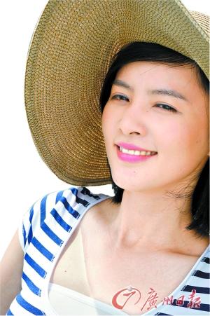 广州平面模特雯子