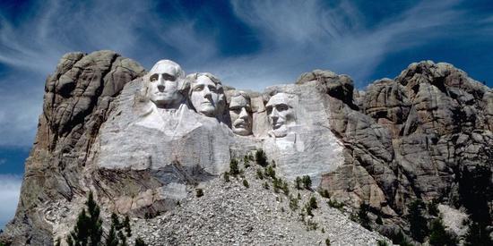 拉什莫尔山国家纪念公园