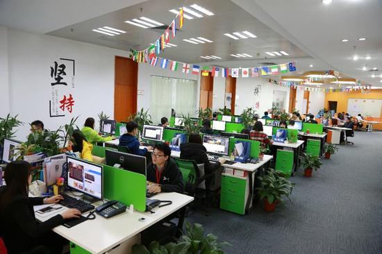 江门做电商 就找江门盈信创展网络科技_惠州频