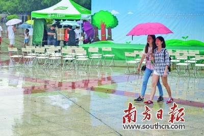 暴雨山洪预警期不得漂流 惠州检查高危体育活动场所