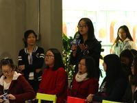 广州行业大咖公益指路 百余学子开启职业星途