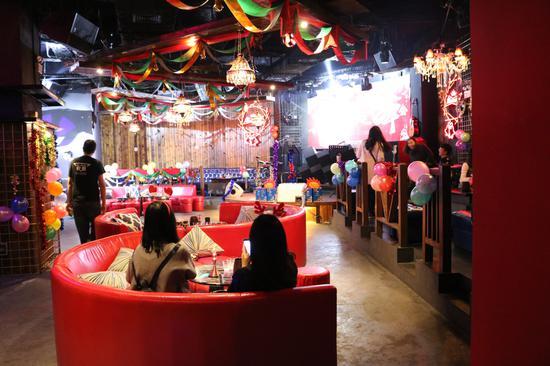 新浪惠州首届圣诞舞会圆满结束 终结孤单狂欢整夜图片