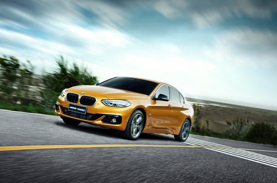 """""""1""""个思考 全新BMW 1系运动轿车"""