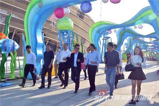 本届灯会将会是湛江传统文化的交流融合和全面展示,将传统新春民俗