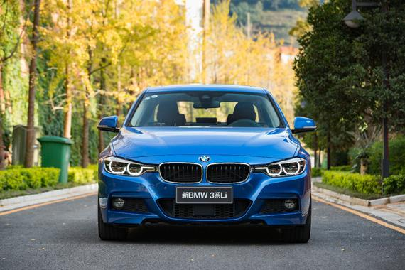2017年最易实现的目标BMW 320Li M运动型