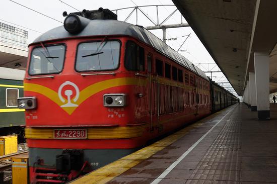K9064次列车
