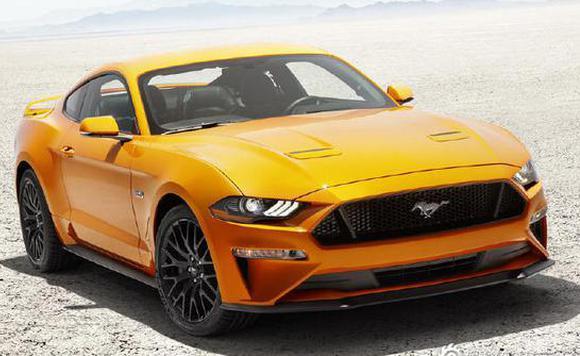 输出470马力 新款Mustang GT动力公布