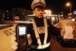 深圳:破纪录! 查酒驾司机吹气值竟达518