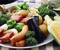 健康饮食补充营养精神饱满迎开学