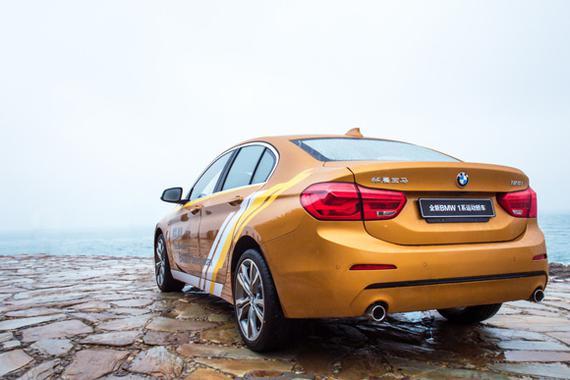 7.全新BMW 1系运动轿车