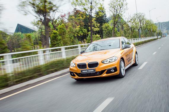 4.全新BMW 1系运动轿车