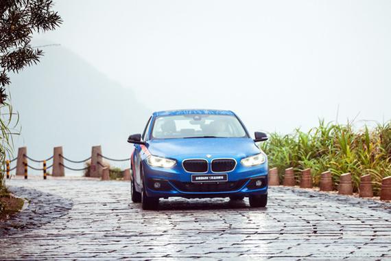 6.全新BMW 1系运动轿车