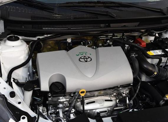 2种动力/8款车型 威驰FS配置信息曝光