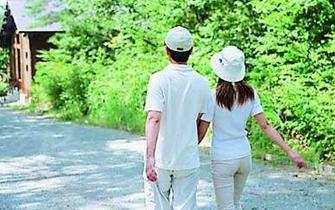 散步是最平价的养生法