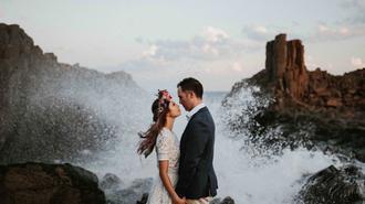 外媒盘点世界上最美婚纱照拍摄地