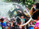 泰国4月泼水节正式拉开帷幕