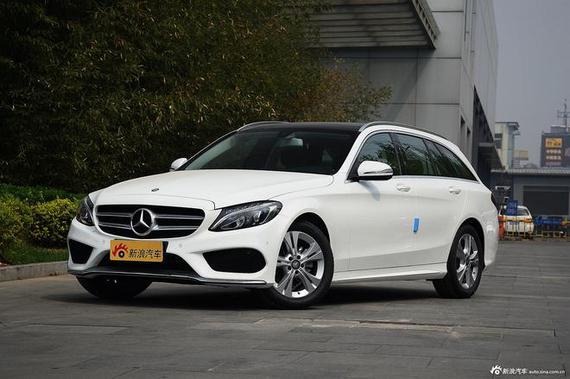 奔驰新款C级旅行轿车上市 售38.30万元起