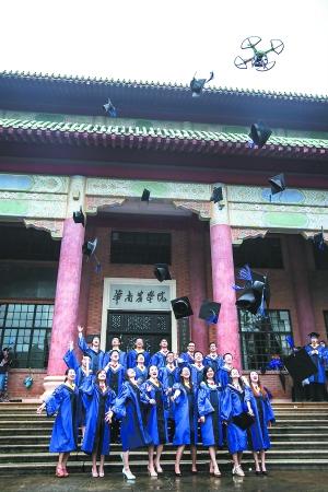 广州在校大学生数量连续多年保持在全国前两位。广州日报全媒体记者陈忧子 摄