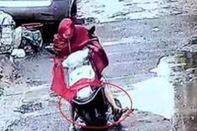 揭阳女子骑电动车2次碾压小孩后逃离:已自首 系孕妇
