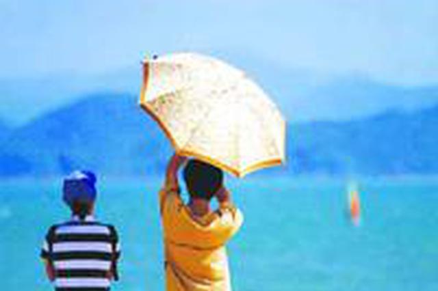 今明两日广东大部晴到多云有雷阵雨 最高温将达36℃