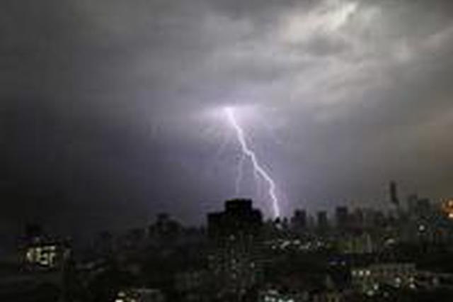 今明广东部分地区有大雨到大暴雨 强对流天气正迫近