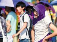 今明广东大部以多云到晴天为主 天气炎热最高温37℃