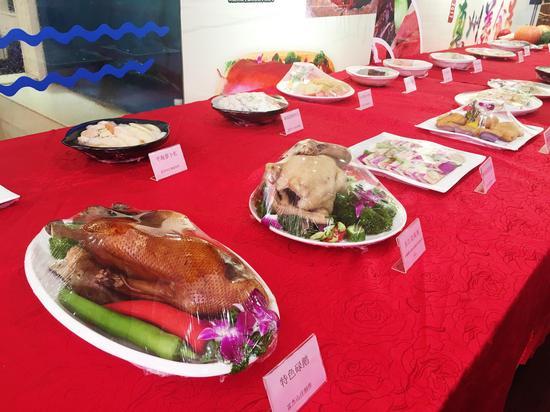 来自惠州四区三县的特色美食