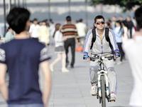 未来三日广州持续晴热偶有雷雨 最高气温将达37℃