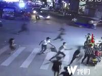 广州街头广西人大战雷州人 警方抓获6名嫌疑人