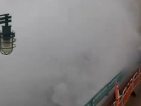 澳门迎战台风鸽 水路和航空交通大多取消或延误